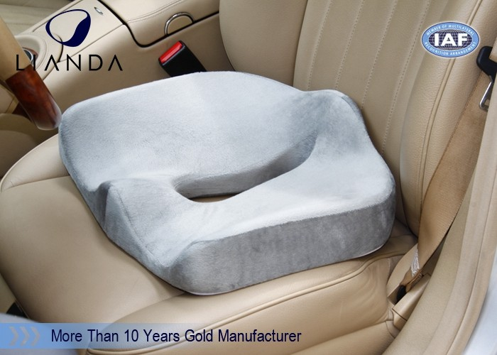 Blood Circulation Boost Car Seat Cushion Comfortable With Butt After Long Time Driving