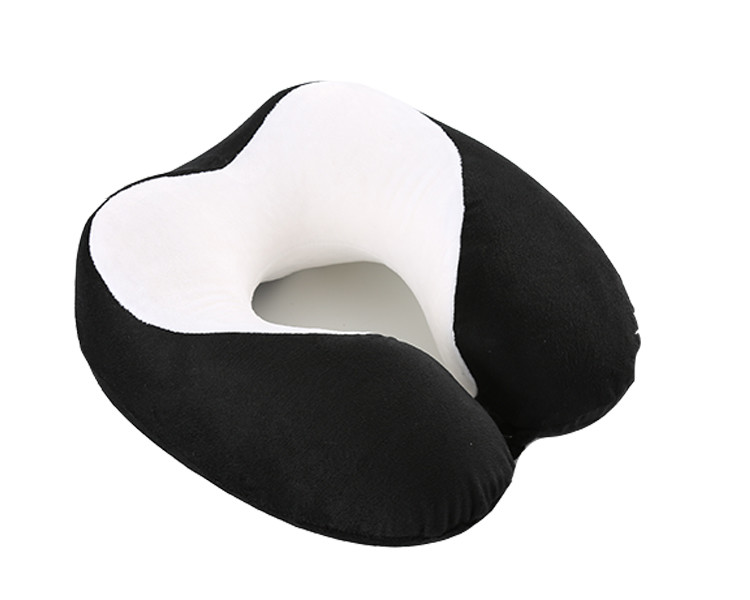 Cute Christmas Penguin Memory Foam Neck Pillow Reading Travel 45D - 55D
