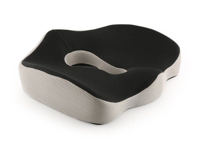 Coccyx Orthopedic Gel Cushion , Elderly Wooden Sofa Lumbar Support Cushion Foldable